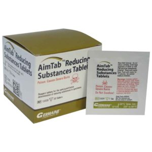 aimtab reducing substances tablet
